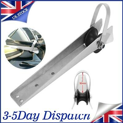 £34.49 • Buy 390mm Stainless Steel New Self-Launching Bow Anchor Roller For Boat Yacht