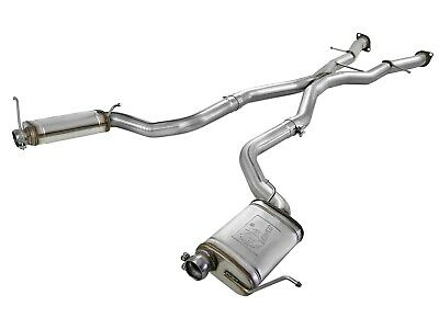$1338 • Buy AFe MACH Force-Xp Cat-Back Exhaust System For 2012-2019 Jeep Grand Cherokee SRT