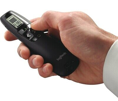 £35 • Buy Logitech R800 Professional Wireless Pointer Presenter / .with Carrying Case...