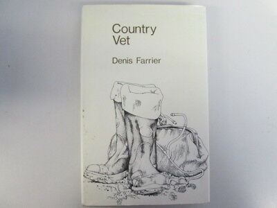 £3.88 • Buy Good - Country Vet - Farrier, Denis 1972-08-07 This Quality Book Club Edition 19