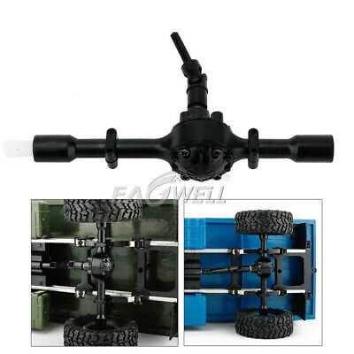 $8.54 • Buy For WPL 1/16 RC Car Military Truck Crawler Front Rear Bridge Axle Replace Parts