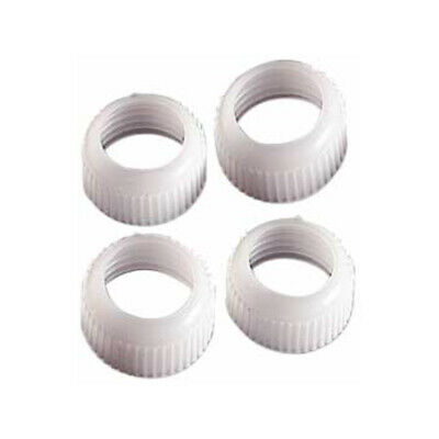 £3.25 • Buy Wilton Coupler Ring Set For Standard Icing Tips Nozzles