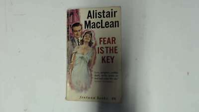 £4.34 • Buy Acceptable - By Alistair MacLean Fear Is The Key (790) [Paperback] - Alistair Ma