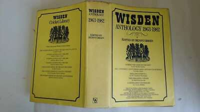 £4.08 • Buy Good - Wisden Anthology 1963 - 1982 : - Various 1984-01-01 The Cover Is Clear Of