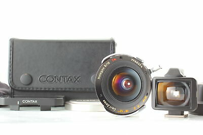 $ CDN1636.49 • Buy TOP MINT IN CASE Contax Carl Zeiss G Hologon T* 16mm F8 Lens For G1 G2 JAPAN