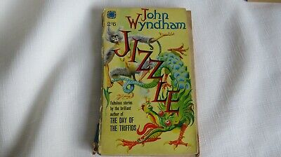 £5 • Buy John Wyndham - Jizzle Paperback Book - Penguin - Poor Condition - First Edition