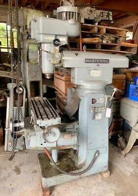 $2980 • Buy Gorton 1-22 Mastermil Milling Machine With Vise. High Quality