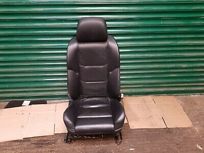 £135 • Buy 04 BMW 7 Series E65 Front Seat Black Leather Driver Side Right Offside Complete