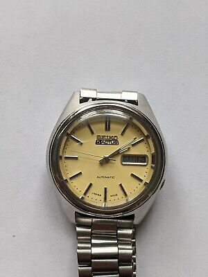 $ CDN75 • Buy Seiko 5Actus Automatic Mens Watch. Great, Working Condition