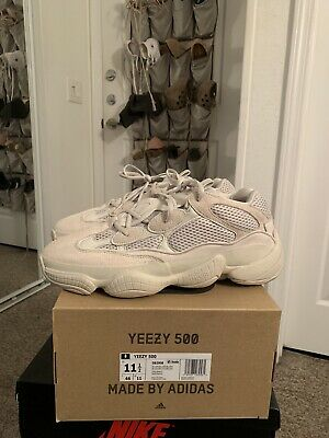 $ CDN317.39 • Buy Adidas Yeezy 500 Blush 2018 Size 11.5 - Great Condition 100% Authentic