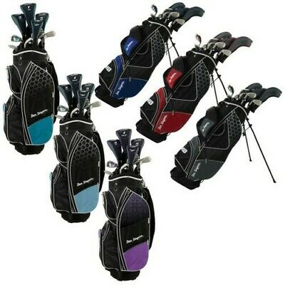 AU518.33 • Buy 2021 Ben Sayers M8 Golf Package Sets Select Mens Ladies Youth Kid Stand Cart Bag
