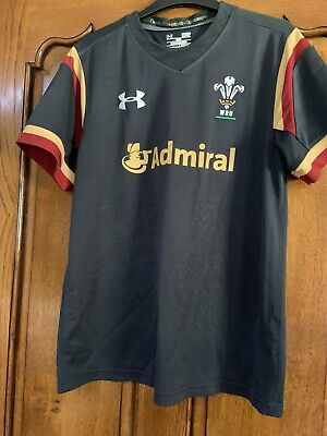 £5 • Buy Wales Rugby Shirt Small Mens