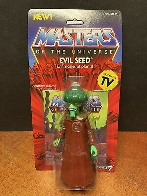"""$34.95 • Buy Super 7 Masters Of The Universe 5.5"""" Evil Seed EM7326"""