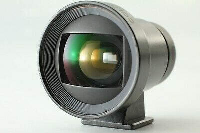 $ CDN309.54 • Buy [ Near Mint ] Contax GF-21 Black 21mm Viewfinder For G1 G2 From Japan #333
