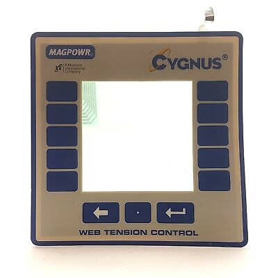 $150 • Buy Magpowr Cygnus-E Tension Controller Front Panel Buttons *Crack In LCD Protector*