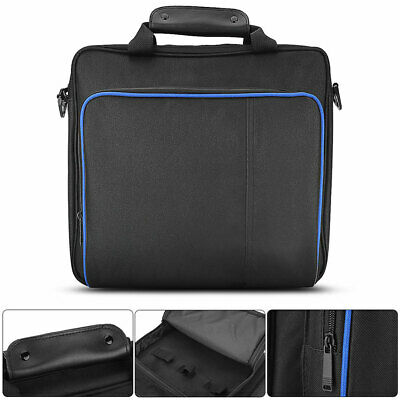 AU25.58 • Buy For PS4/Pro/Slim Carry Travel Storage Case Shoulder Bag Game Accessories Pouch