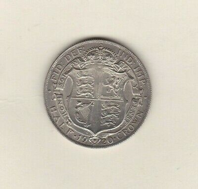 £25 • Buy 1920 George V Half Crown In Extremely Fine Or Better Condition