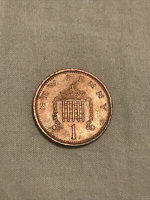 £2 • Buy RARE 1977 'New Penny' 1 Pence Coin