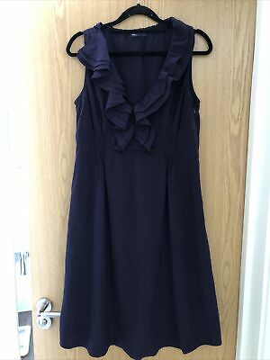 £0.99 • Buy GAP MATERNITY PURPLE DRESS SMALL 8 10 12 Please See Other Items