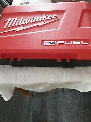 £9.99 • Buy Milwaukee M18 Fuel Tool Case For Sds Drill