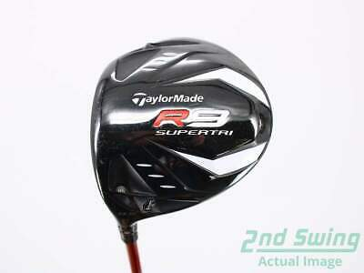 £125.98 • Buy TaylorMade R9 SuperTri Driver 9.5° Graphite Stiff Left 45.5in
