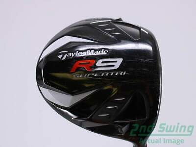£114.53 • Buy TaylorMade R9 SuperTri Driver 11.5° Graphite Stiff Right 45.5in