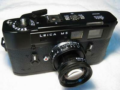£758.58 • Buy Leica M5 M6 M7 Mp Coating Oh Repainting Service