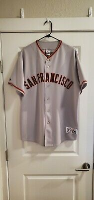 $40 • Buy Embroided Majestic Authentic San Francisco Giants Jersey Mens XL.