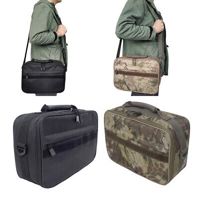 AU29.06 • Buy Oxford Fly Fishing Gear ReelS Bag Carryall Carp Fishing Tackle Case Holdall