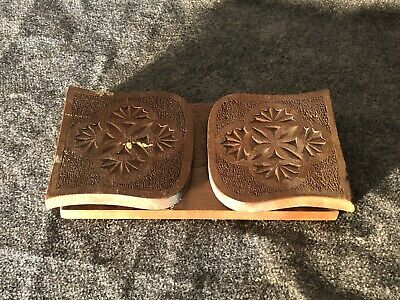 £3 • Buy Carved Antique Wooden Book Stand