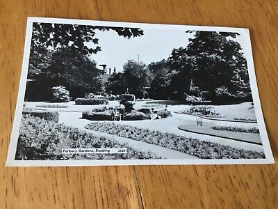 £0.99 • Buy Real Photograph Postcard : Forbury Gardens, Reading.