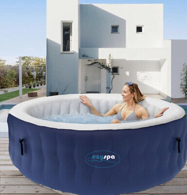 £399 • Buy Deluxe Inflatable 6 To 8 Person Hot Tub