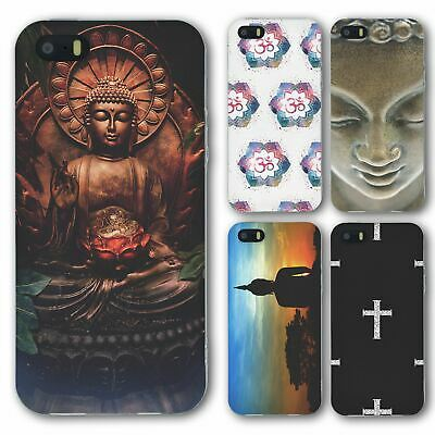 £6.95 • Buy For IPhone 5 5s Silicone Case Cover Faith Group 3
