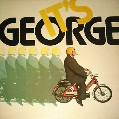 £14.99 • Buy George Melly With John Chilton's Feetwarmers - It's George (LP, Album)