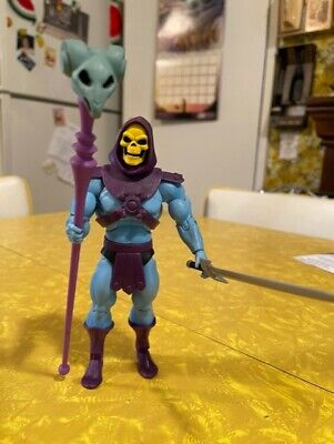 $130 • Buy Skeletor 2.0, Filmation Complete Masters Of The Universe Classics Super7