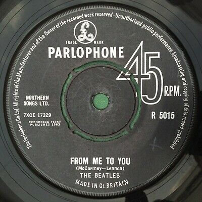 £7.99 • Buy The Beatles - From Me To You (7 , Single, Mono)