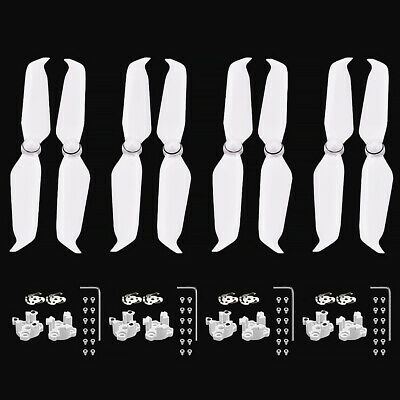 AU13.79 • Buy Noise Reduction Propellers For DJI Phantom 4/4 Pro Drone Blade Accessories