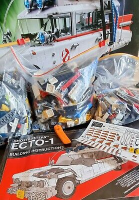 £90 • Buy Lego Ghostbusters Ecto 1 10274 Used Once Full Of Surprises! Stickers Included