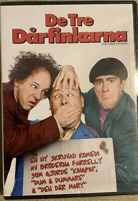 £0.99 • Buy The Three Stooges. New Sealed Dvd. Jim Carrey.  Import