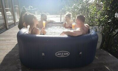 £699 • Buy Lay-Z-Spa Hawaii AirJet Hot Tub 6 Person.✅ ND Delivery🚚 Warranty✅ FREE EXTRAS