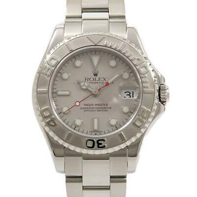 $ CDN9277.63 • Buy Authentic ROLEX 168622 Yacht-Master SSxPT Automatic  #260-003-474-1269