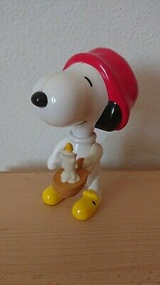£1 • Buy Snoopy With Candle McDonalds Toy 2000