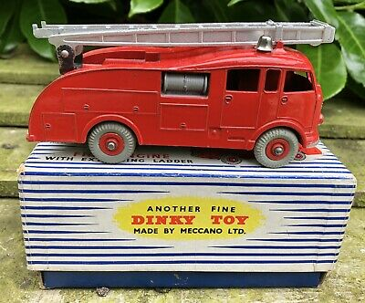 £65 • Buy DINKY TOY FIRE ENGINE - No 955- Exc/ Boxed