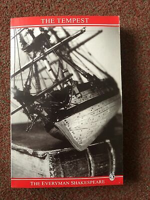 £1.50 • Buy The Tempest A Paperback Book By William Shakespeare This Edition From 2001