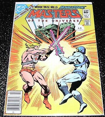 $15.99 • Buy Masters Of The Universe 3 (4.0) 1st Print 1983 DC Comics