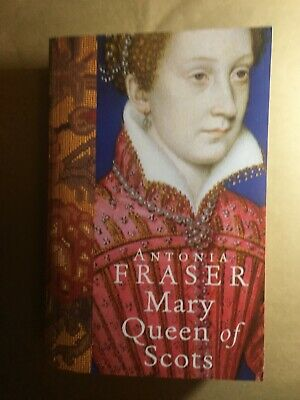 £1.49 • Buy MARY QUEEN OF SCOTS - Antonia Fraser -  (true Biography History Book)(comb P&p)