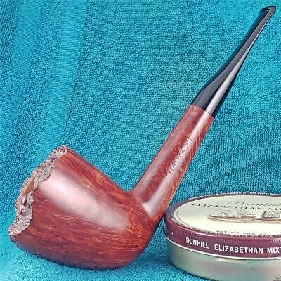 $47 • Buy UNSMOKED NEW EARLY TIM WEST MAGNUM 360 FLAME GRAIN FREEHAND AMERICAN Estate Pipe