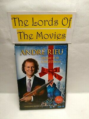 £2.95 • Buy Andre Rieu - Home For Christmas (DVD, 2012) Musical Broadway (Region Free, 0)