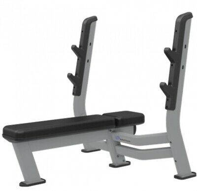 £545 • Buy Nautilus Olympic Flat Bench Strength Training Free Weights RRP £799.99 Save £250