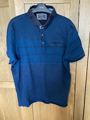 £0.99 • Buy Mens Marks And Spencer Limited Edition Tailored Fit Polo Shirt Size Large